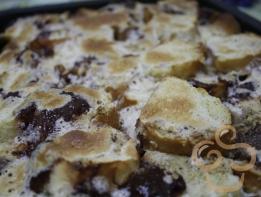 Prăjitură cu corn