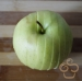 Slice the apple